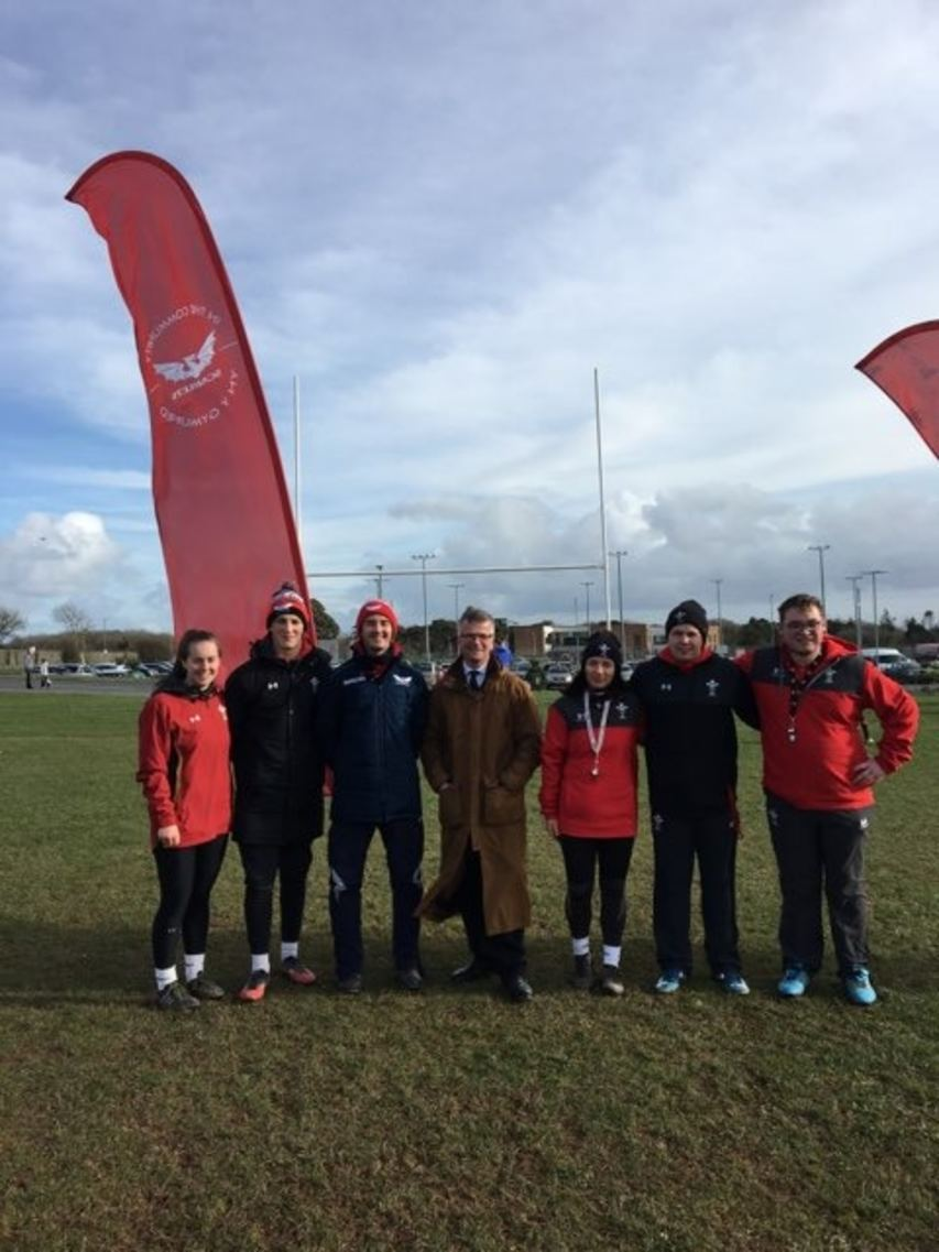 Scarlets Mini Rugby Festival